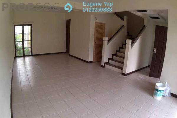 For Rent Terrace at SD10, Bandar Sri Damansara Freehold Semi Furnished 4R/3B 1.6k