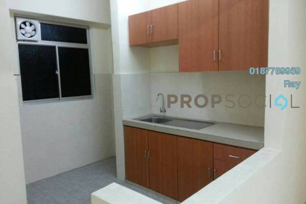 For Rent Condominium at Warisan Cityview, Cheras Freehold Semi Furnished 3R/2B 1.3k