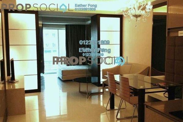 For Sale Condominium at Sunway Sutera, Sunway Damansara Leasehold Fully Furnished 3R/2B 680k