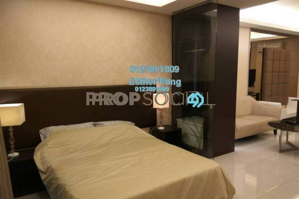 For Sale SoHo/Studio at Plaza Damas 3, Sri Hartamas Freehold Fully Furnished 1R/1B 468k