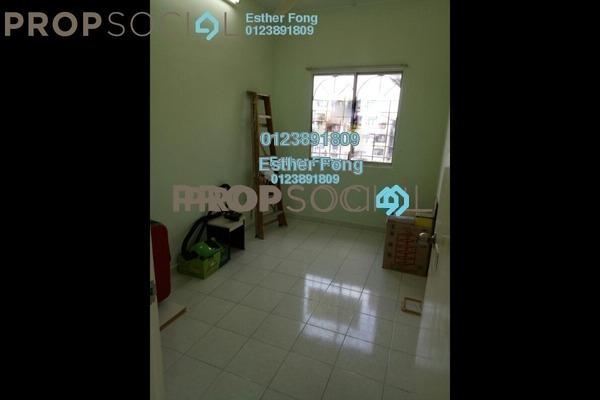 For Sale Apartment at Taman Jinjang Baru, Jinjang Freehold Semi Furnished 3R/1B 168k