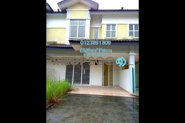 For Rent Terrace at Taman Desa Bukit Indah, Sungai Buloh Freehold Semi Furnished 4R/3B 1.3k