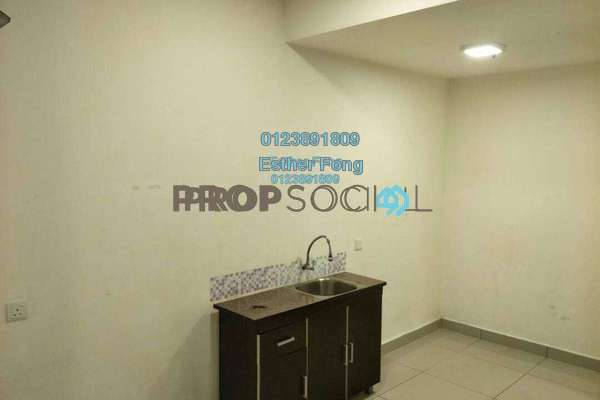 For Rent SoHo/Studio at Urban 360, Gombak Freehold Semi Furnished 1R/1B 1.1k