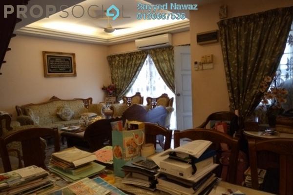 For Sale Terrace at Taman Kajang Perdana, Kajang Freehold Semi Furnished 3R/3B 448k