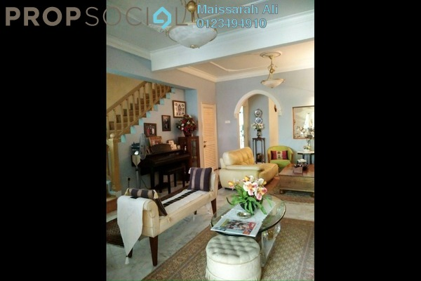 For Sale Terrace at Taman Setiawangsa, Setiawangsa Freehold Semi Furnished 4R/3B 1.05m