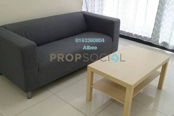 For Rent Condominium at Icon City, Petaling Jaya Freehold Fully Furnished 2R/1B 2.2k