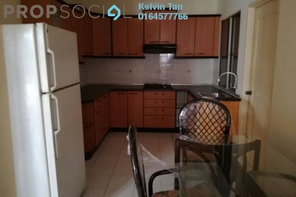 For Rent Condominium at Villa Emas, Bayan Indah Freehold Unfurnished 3R/2B 1.2k