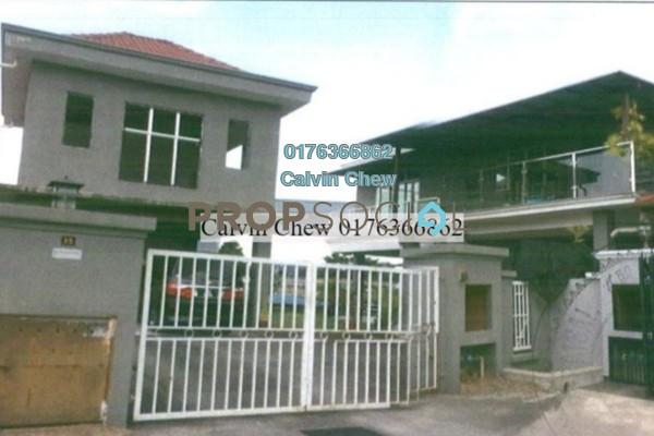 For Sale Semi-Detached at Taman Desa Baru 1, Bandar Sungai Long Freehold Unfurnished 0R/0B 591k