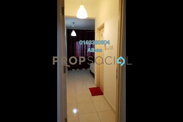 For Rent Condominium at Metropolitan Square, Damansara Perdana Freehold Semi Furnished 2R/2B 1.65k