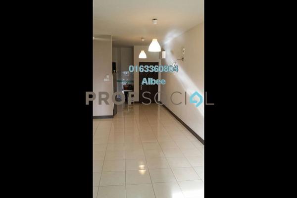 For Rent Condominium at Metropolitan Square, Damansara Perdana Freehold Semi Furnished 3R/3B 2.1k