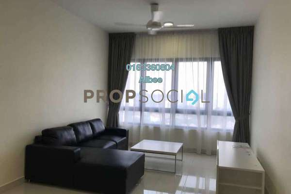 For Rent Condominium at Tropicana Metropark, Subang Jaya Freehold Fully Furnished 2R/2B 2k