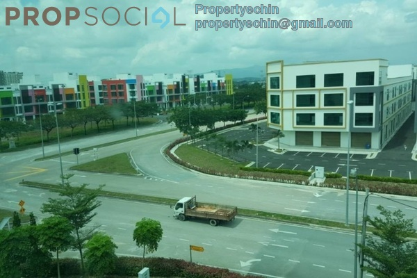 For Rent Shop at SiLC, Iskandar Puteri (Nusajaya) Freehold Unfurnished 0R/0B 4.2k