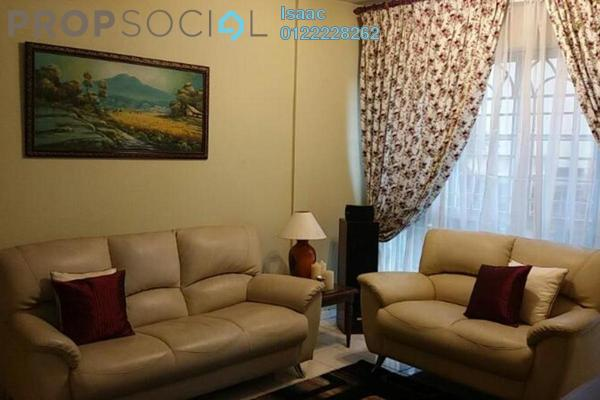 For Sale Apartment at Sri Jati I, Old Klang Road Freehold Fully Furnished 3R/2B 370k