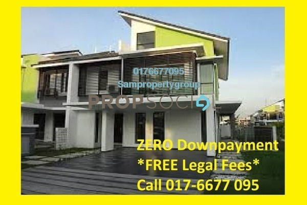 For Sale Terrace at S2 Heights, Seremban 2 Freehold Unfurnished 4R/4B 398k