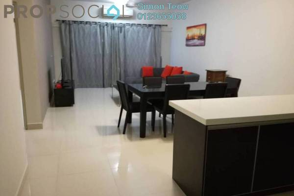 For Rent Condominium at Setia Walk, Pusat Bandar Puchong Freehold Fully Furnished 3R/2B 2.8k