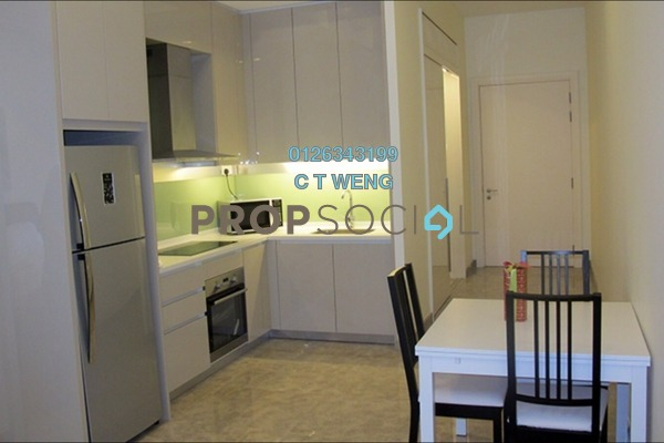 For Rent Condominium at Laman Ceylon, Bukit Ceylon Freehold Fully Furnished 1R/2B 3.3k