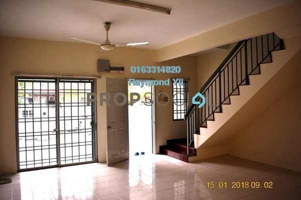 For Sale Terrace at Setia Impian, Setia Alam Freehold Unfurnished 4R/3B 500k
