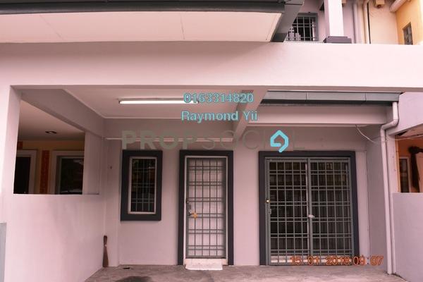 For Sale Terrace at Setia Impian, Setia Alam Freehold Unfurnished 4R/3B 500k