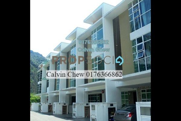 For Sale Terrace at Taman Seri Rambai, Paya Terubong Freehold Unfurnished 5R/0B 1.32m