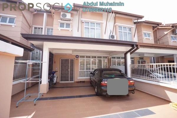 For Sale Terrace at Bandar Sri Putra, Bandar Seri Putra Freehold Semi Furnished 4R/3B 545k
