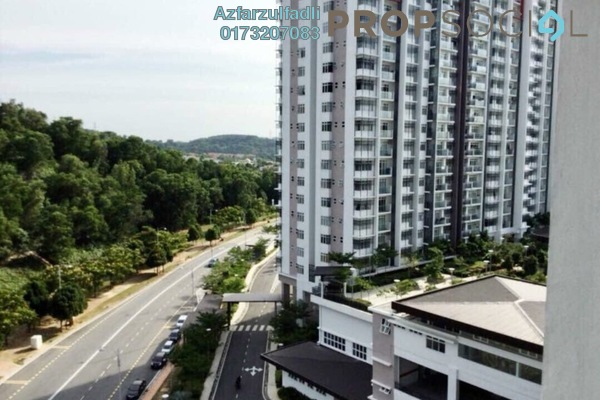 For Sale Condominium at Dwiputra Residences, Putrajaya Freehold Unfurnished 4R/2B 540k