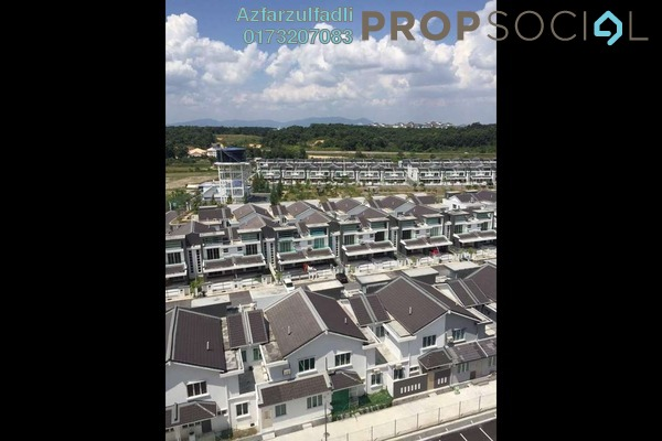 For Sale Apartment at Tiara South, Semenyih Freehold Semi Furnished 3R/2B 258k
