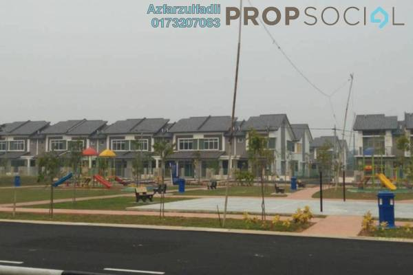 For Sale Terrace at Taman Salak Baiduri, Bandar Baru Salak Tinggi Freehold Unfurnished 4R/3B 450k