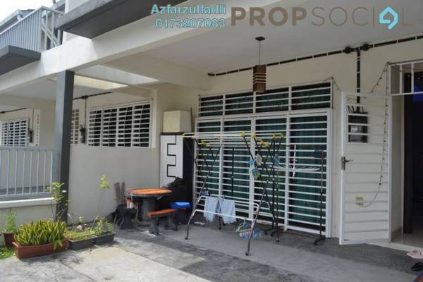 For Sale Terrace at Taman Mawar, Bandar Baru Salak Tinggi Freehold Unfurnished 5R/3B 570k