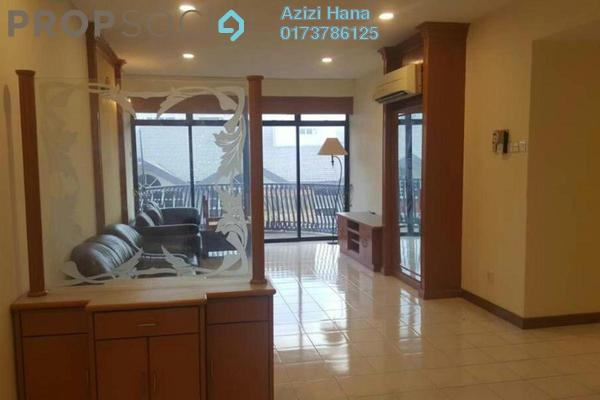 For Rent Condominium at One Ampang Avenue, Ampang Freehold Semi Furnished 4R/2B 2k