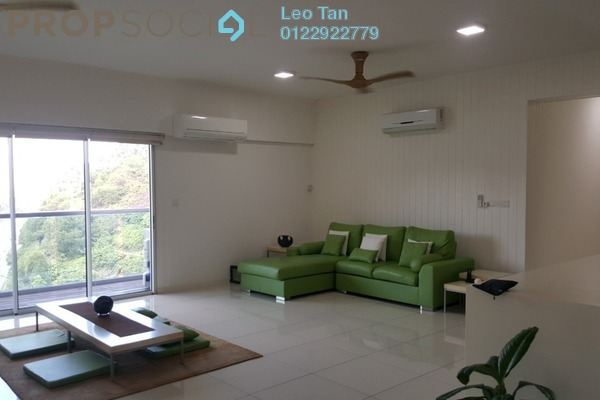 For Sale Condominium at Villa Orkid, Segambut Freehold Semi Furnished 4R/3B 830k