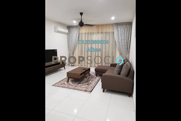 For Rent Condominium at Isola, Subang Jaya Freehold Fully Furnished 4R/3B 6.5k