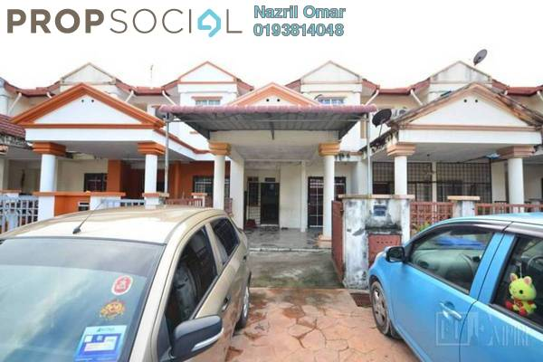 For Sale Terrace at Bukit Bandaraya, Shah Alam Freehold Unfurnished 4R/3B 470k