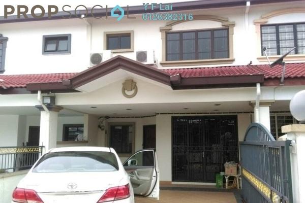 For Sale Terrace at Taman Taming Jaya, Balakong Freehold Semi Furnished 4R/3B 770k