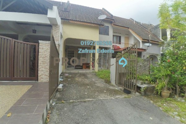For Sale Terrace at Taman Koperasi Cuepacs, Bandar Sungai Long Freehold Unfurnished 4R/3B 430k