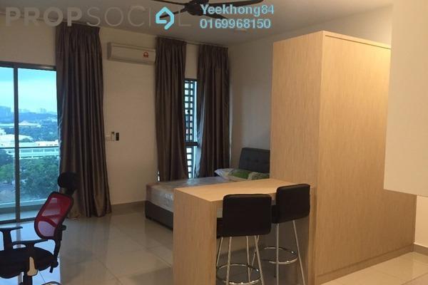 For Sale SoHo/Studio at CyberSquare, Cyberjaya Freehold Fully Furnished 0R/1B 260k