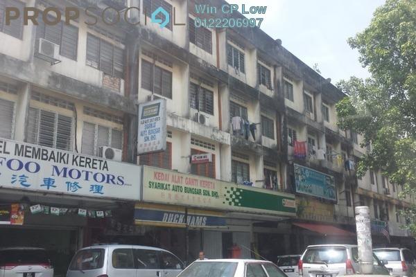 For Rent Shop at City Park, Pudu Freehold Unfurnished 0R/1B 3.5k