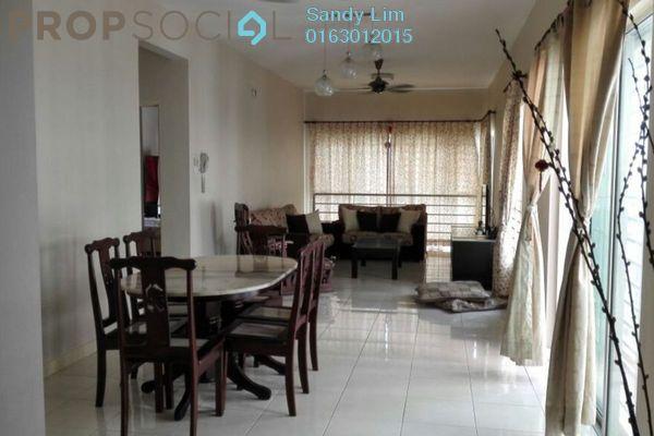 For Sale Condominium at Metropolitan Square, Damansara Perdana Freehold Fully Furnished 3R/2B 680k