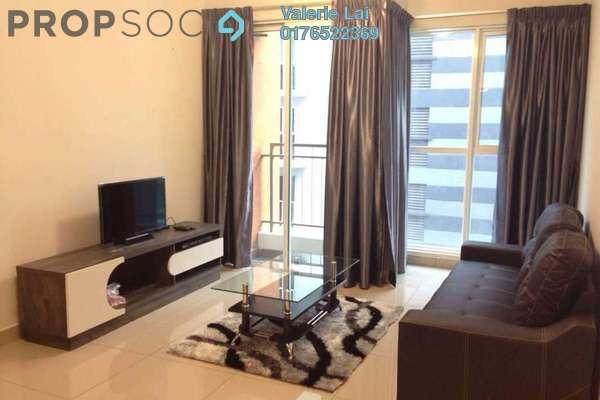 For Rent Condominium at Pacific Place, Ara Damansara Freehold Semi Furnished 2R/2B 1.8k