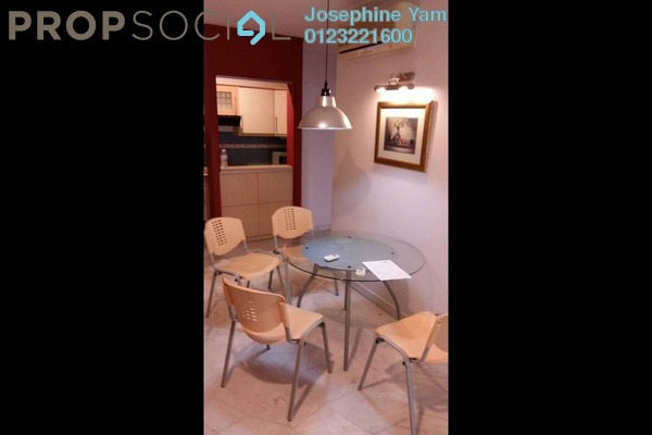 For Rent Condominium at D-Villa Residence, Ampang Hilir Freehold Fully Furnished 2R/2B 2k