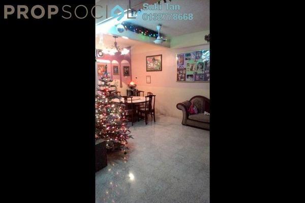 For Sale Terrace at Taman Selayang Baru, Selayang Freehold Semi Furnished 4R/3B 750k