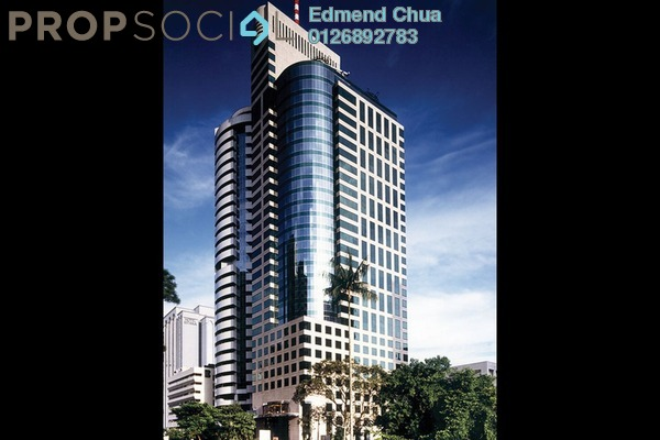 For Rent Office at Wisma Goldhill, Bukit Ceylon Freehold Unfurnished 0R/0B 13.6k