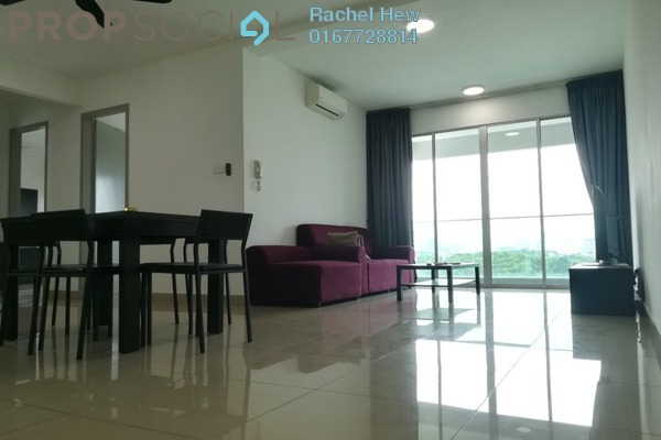 For Rent Condominium at Kiara Residence 2, Bukit Jalil Freehold Fully Furnished 3R/3B 2.4k