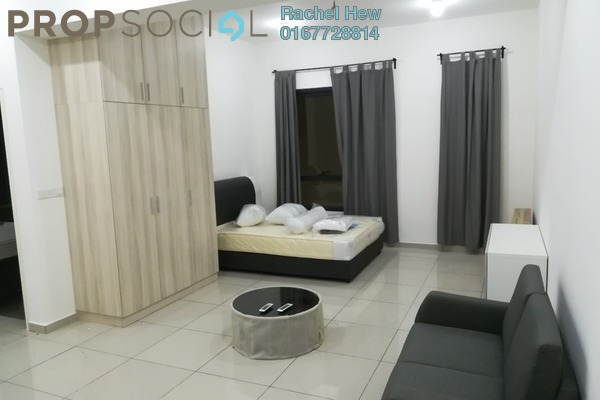 For Rent SoHo/Studio at Cube @ One South, Seri Kembangan Freehold Fully Furnished 1R/1B 1.48k