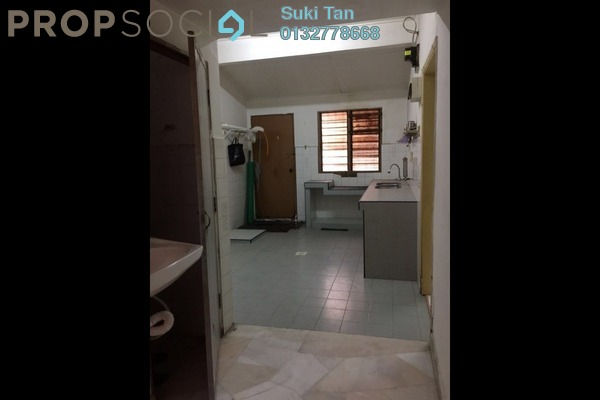 For Rent Terrace at Taman Sri Segambut, Segambut Freehold Unfurnished 3R/2B 1.4k