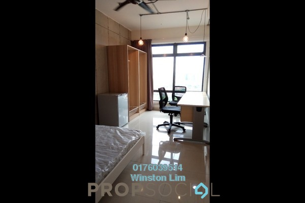 For Rent Condominium at Senza Residence, Bandar Sunway Freehold Fully Furnished 2R/1B 1.2k
