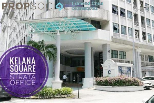 For Rent Office at Kelana Square, Kelana Jaya Freehold Semi Furnished 0R/0B 12.5k