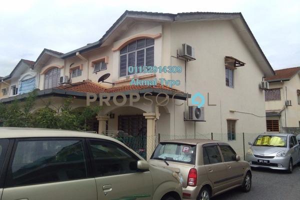 For Sale Terrace at Taman Puteri Subang, Subang Leasehold Semi Furnished 4R/3B 595k
