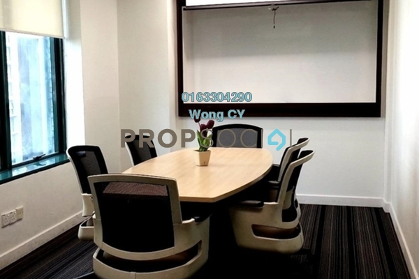 For Rent Office at Jalan Tun Tan Siew Sin, Kuala Lumpur Freehold Fully Furnished 1R/1B 499translationmissing:en.pricing.unit