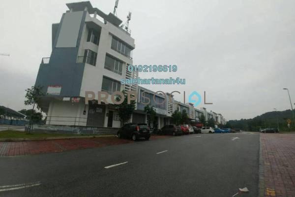 For Sale Shop at Taman Lestari Putra, Bandar Putra Permai Freehold Unfurnished 0R/0B 4.2m