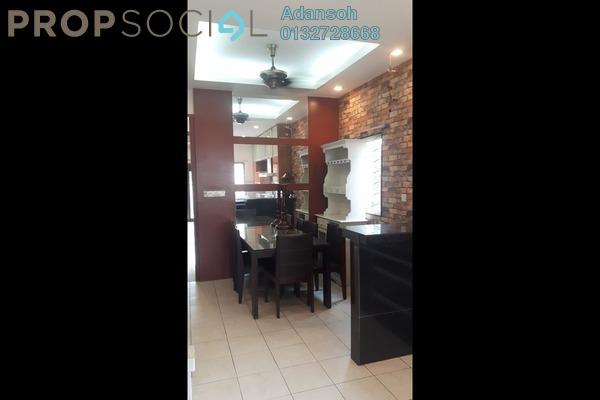 For Sale Terrace at Sunway SPK Damansara, Kepong Freehold Semi Furnished 4R/3B 1.75m
